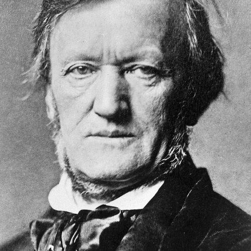 ARCHIV - Der Komponist Richard Wagner (Archivfoto von 1877). Nach groflem Wirbel um die Besetzung der Titelpartie beginnen an diesem Mittwoch (25. Juli) die Bayreuther Festspiele mit der Oper ´Der Fliegende Holl‰nderª. dpa/lby (nur s/w,zu dpa-Themenpaket vom 23.07.2012)  +++(c) dpa - Bildfunk+++
