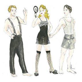 Cabaret Ensemble sketch