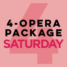 2019-20 Saturday Package