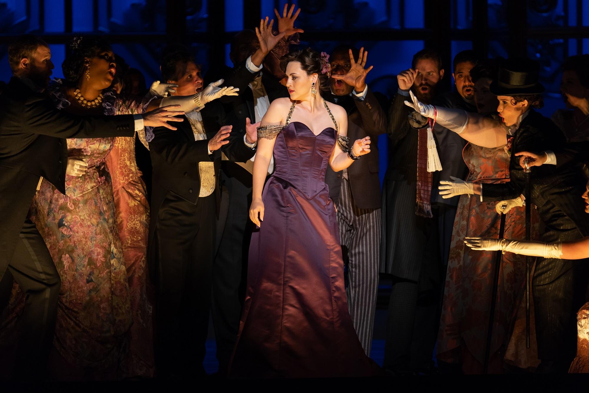 La Traviata Handlung